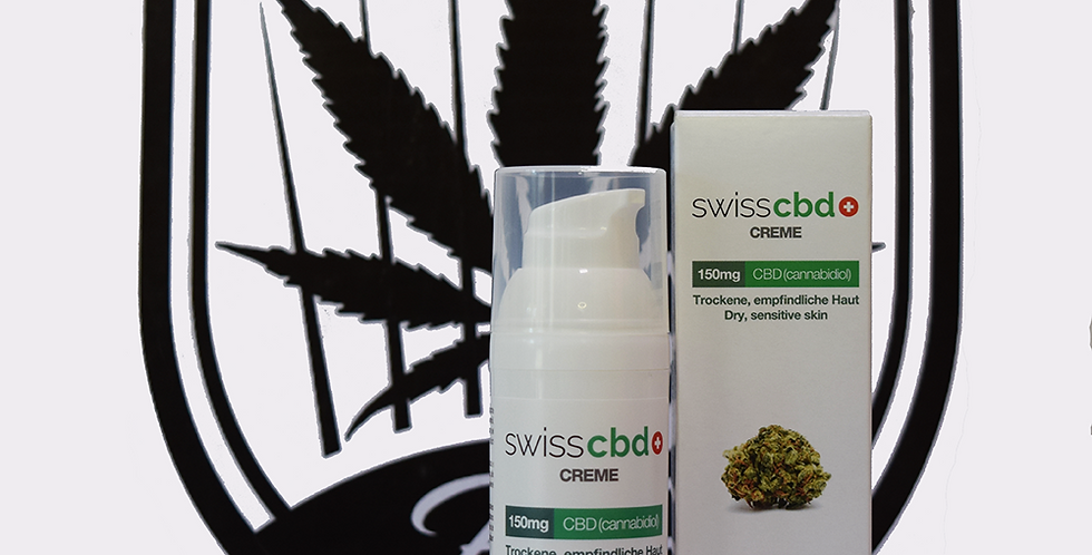 Swiss CBD Creme 50ml