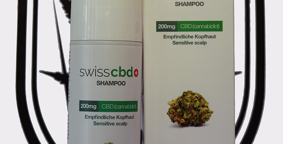 Swiss CBD Shampoo 200ml