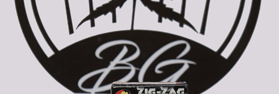 Zig-Zag Rolls Black