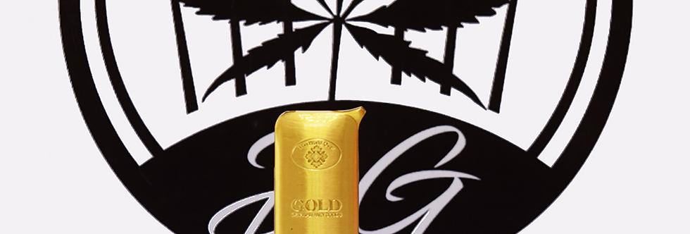 Goldbaren Feuerzeug