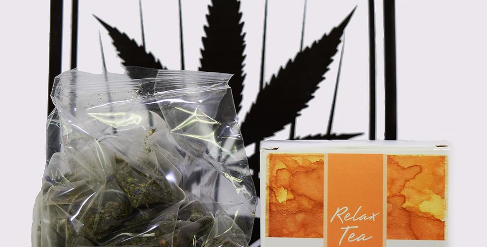 Swisscannabis Hanfteebeutel - RELAX