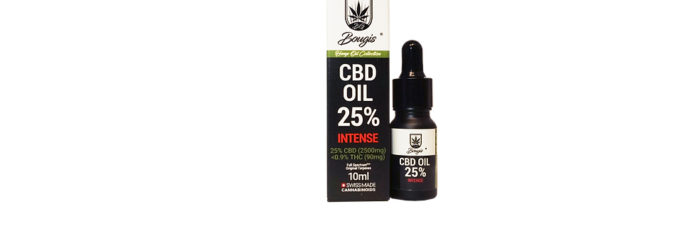 Bougis CBD Oil ( full spectrum )
