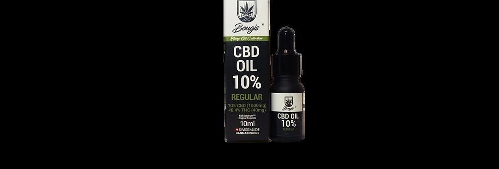 Bougis CBD Oil 10 % ( full spectrum )