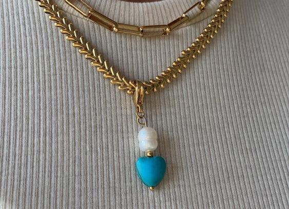 Halskette eslabones