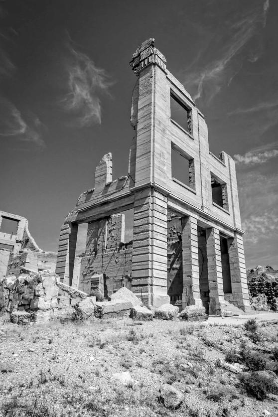 Ruins of Finance