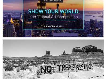"""Show Your World"" at Gallery MC in Manhattan NYC Nov 4 - Nov 16"