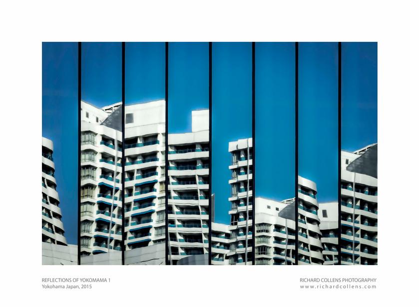 Reflections of Yokohama 1