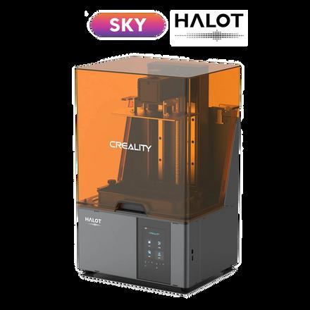 "Creality Halot-Sky 8.9"" 4K Mono mSLA Resin 3D Printer"