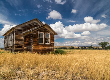 """""""Old School in Big Sky"""" Shortlisted for Outpost Magazine 2016 Photo Competition"""