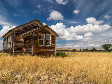 """Old School in Big Sky"" Shortlisted for Outpost Magazine 2016 Photo Competition"