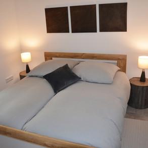 Fewo-Maibaum-kleines Schlafzimmer