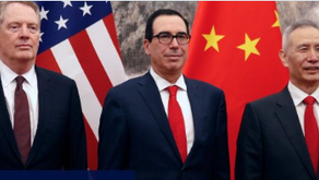 PVM BITs | Latest US-China trade talks