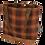 Thumbnail: Copenhagen Tote - Plaid Wool / Leather Tote