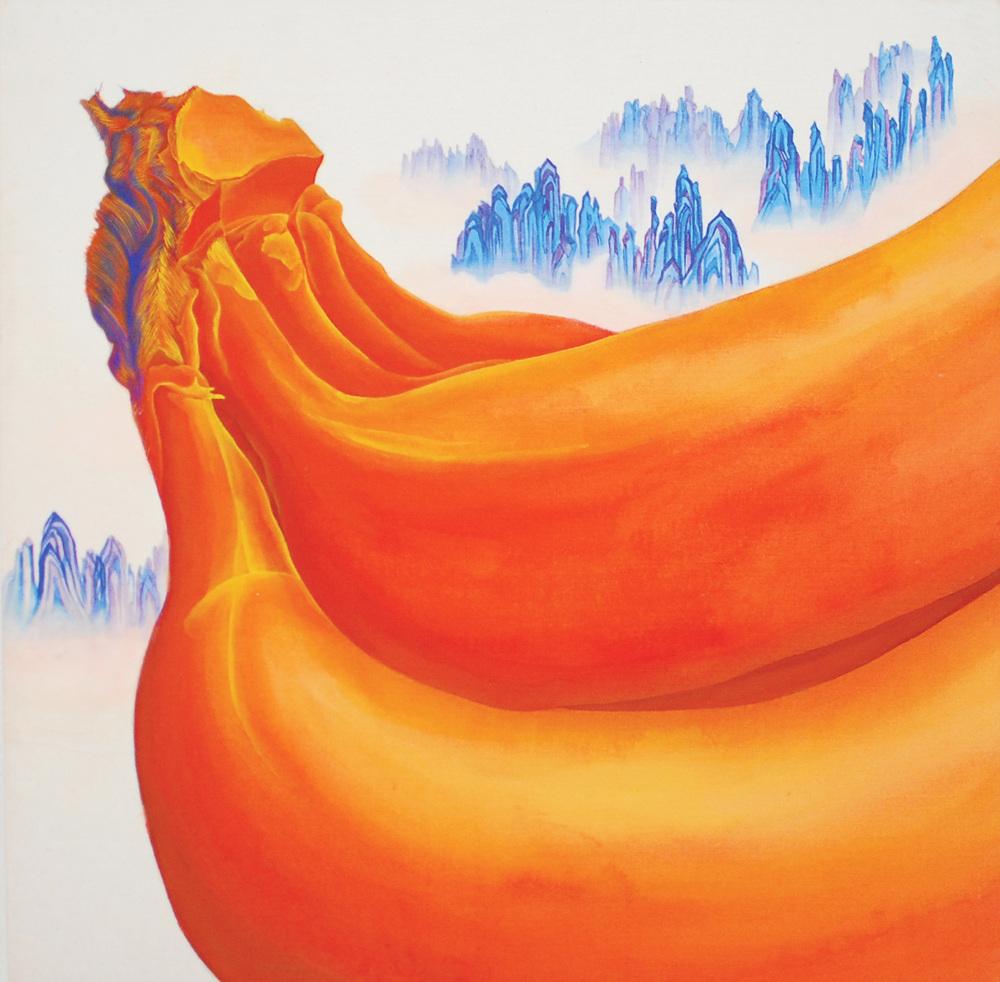 17.Orange paradise-banana