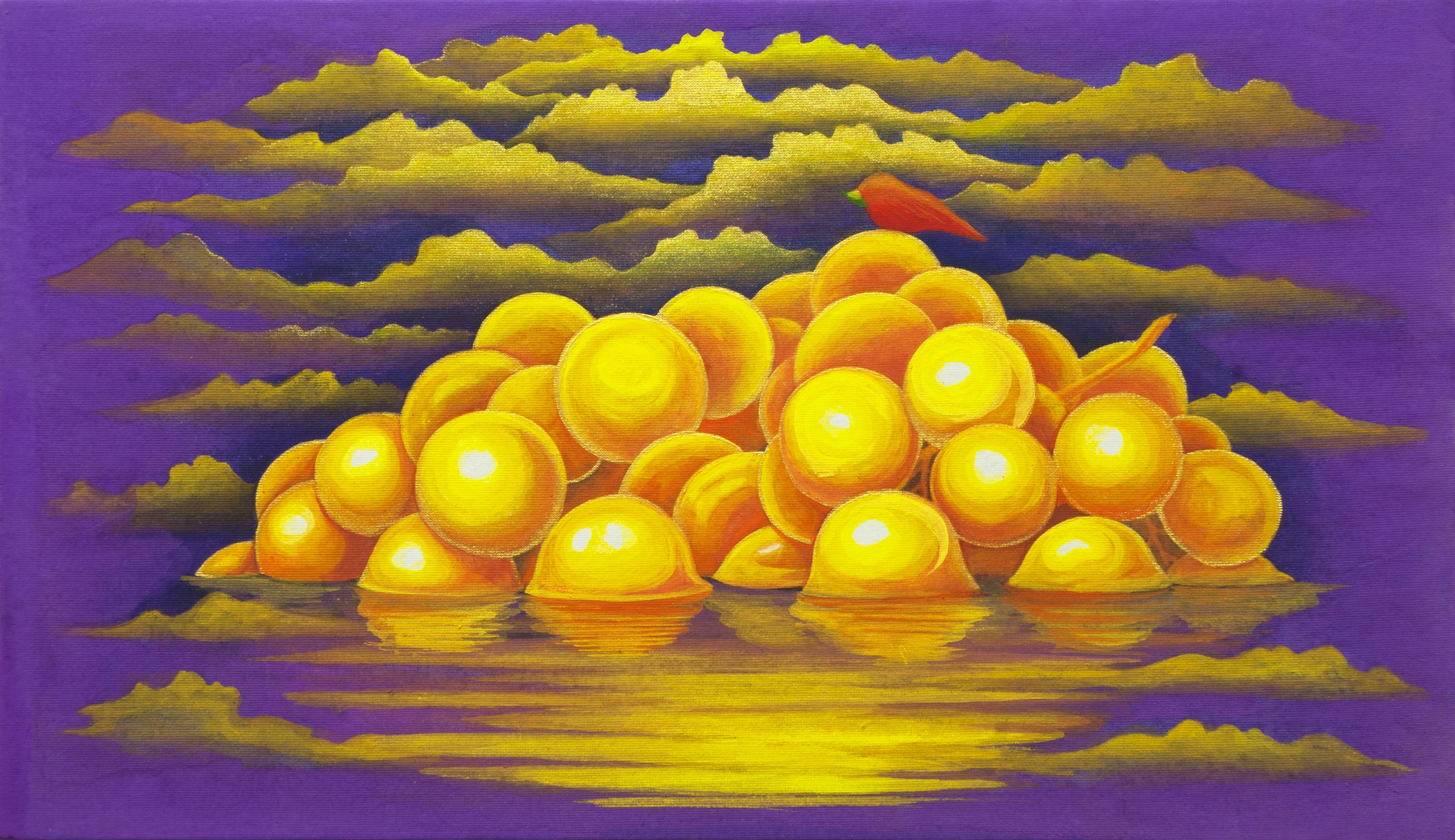 [작품12]Grape_Paradise,_22x38cm,_korean_traditional_silk_painting,_2015.jpg