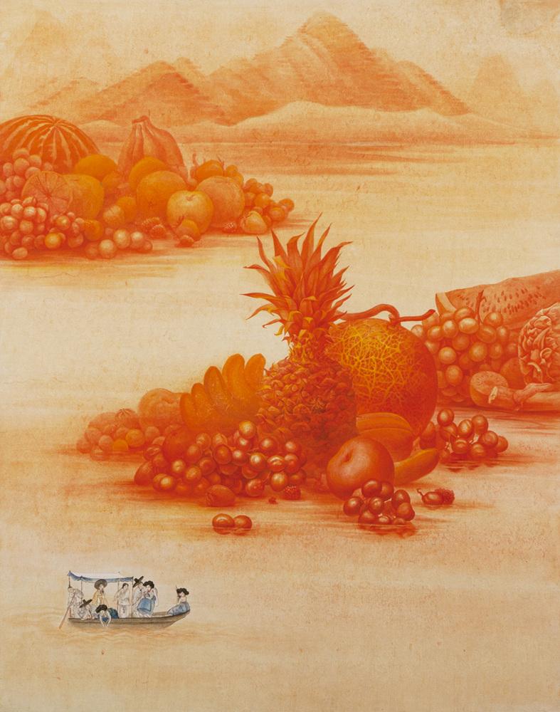 13.Orange Paradise