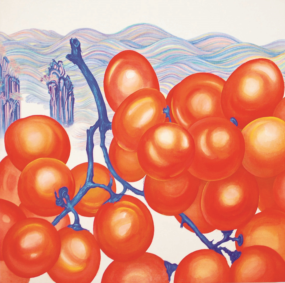 15.Orange paradise-grape