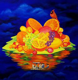 4.Orange Paradise-무릉도원