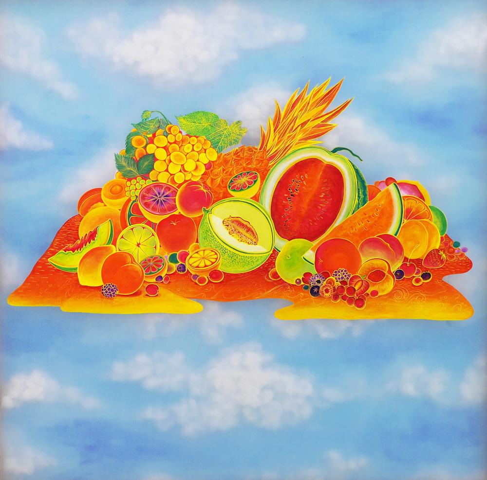 5.Orange Paradise-환상의 섬Ⅰ