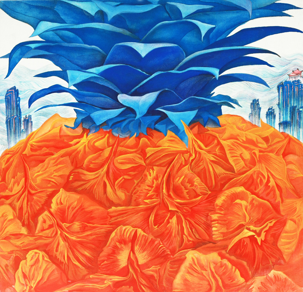 16.Orange Paradise-pineapple