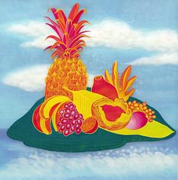 6.Orange Paradise-환상의 섬Ⅱ