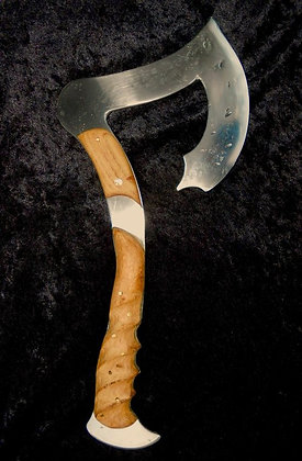 L7 Hatchet . No. 16