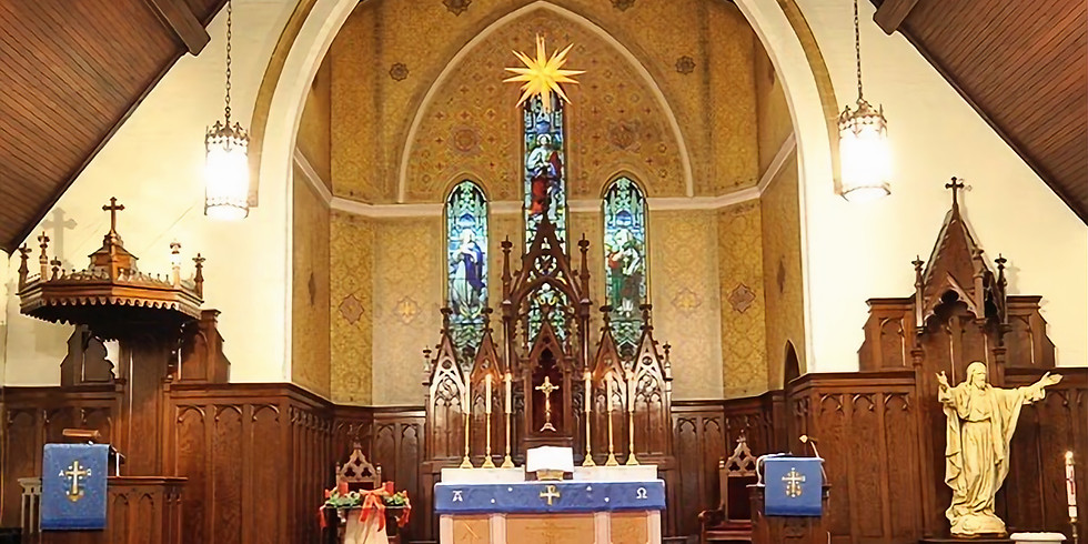 Virtual Visit to First Evangelical Lutheran Church