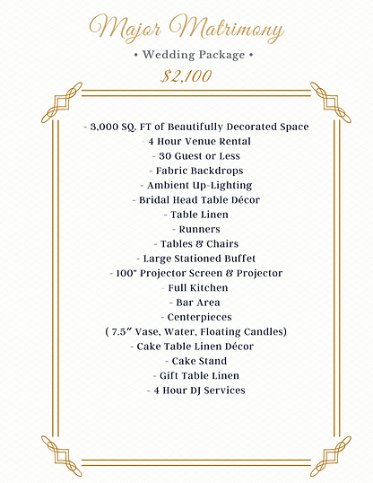 MAJOR MATRIMONY WEDDING PACKAGE-page-0.p