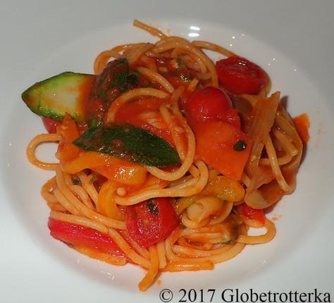 Une cuisine italienne surprenante