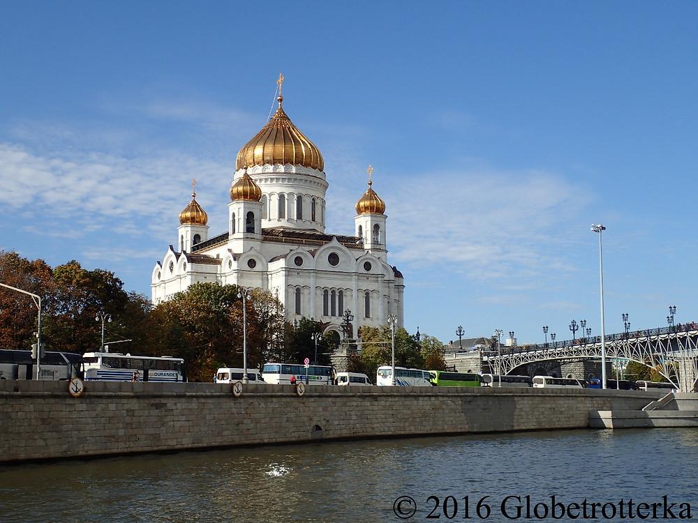 Cathédrale du Christ-Sauveur © 2016 Globetrotterka
