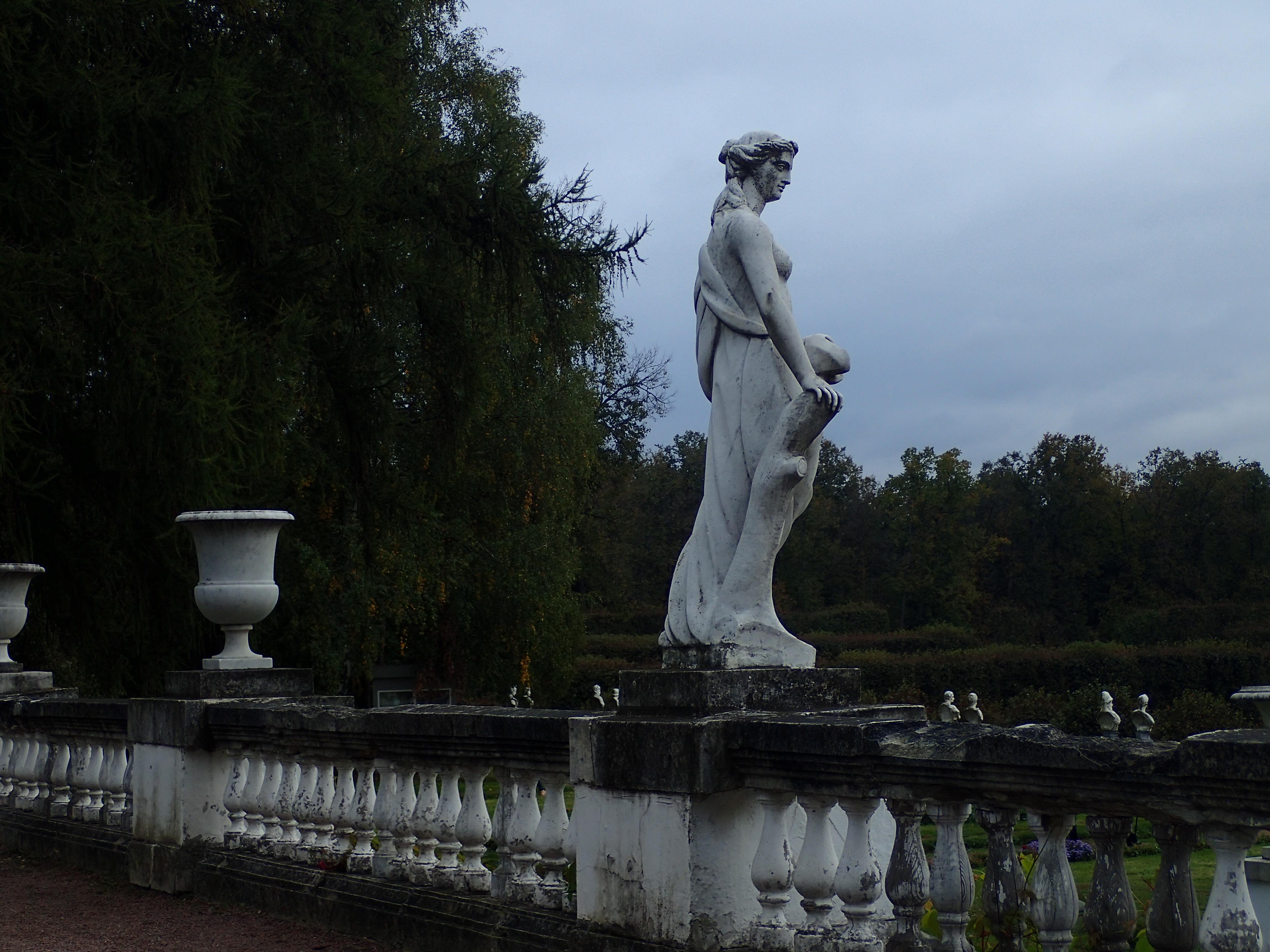 Statue d'Arkhalngelskoïe