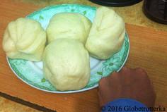 Cuisine traditionnelle mongole