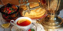 Thé à la russe