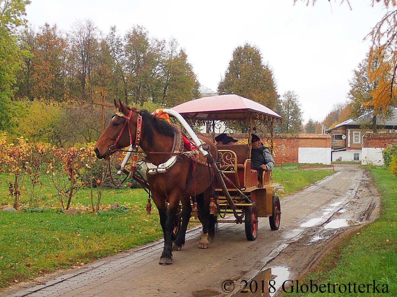 Transports à Souzdal