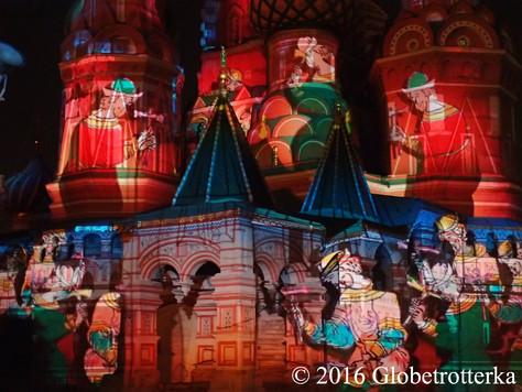 Le festival annuel du cercle de lumière