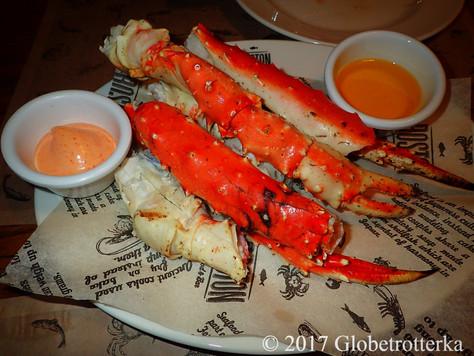 Osez le King crabe!