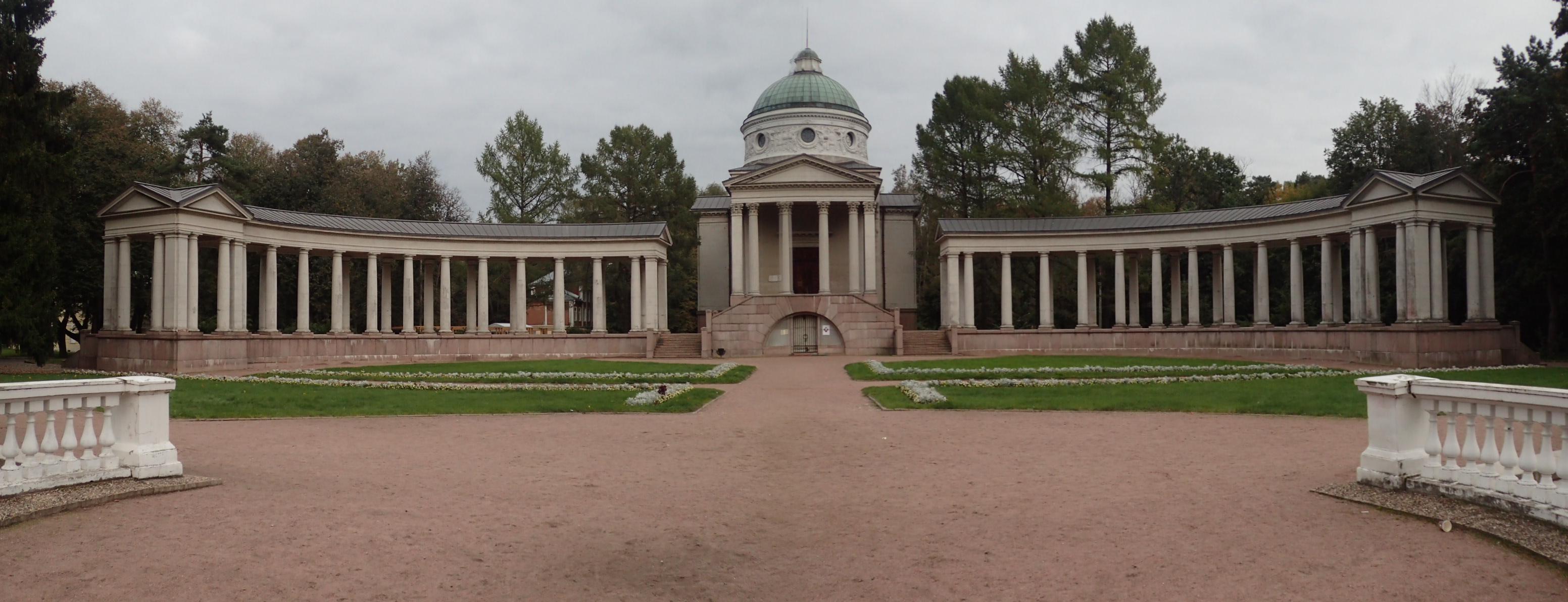 Nécropole familiale d'Arkhangelskoïe
