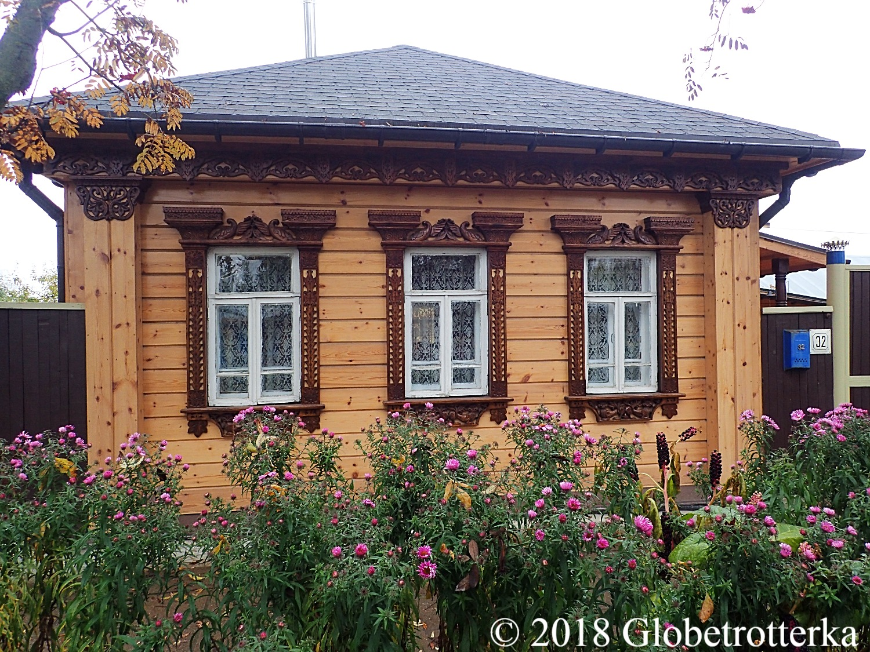 Maison en bois de Souzdal
