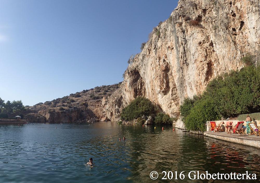 Lac Vouliagmeni