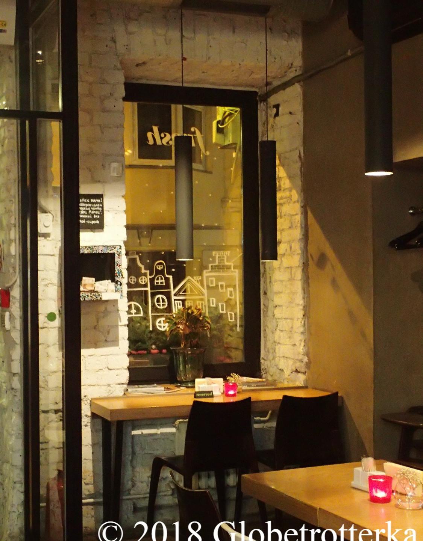 Café Fresh, Moscou