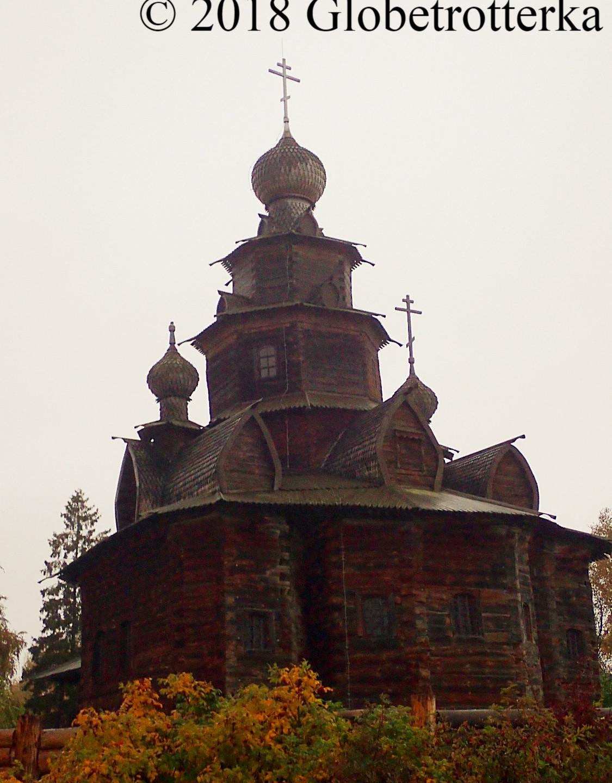 Eglise du XVII siècle à Souzdal