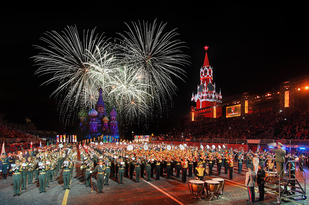 Neuvième festival Spasskaïa bachnia, août 2016, photo du site officiel du festival
