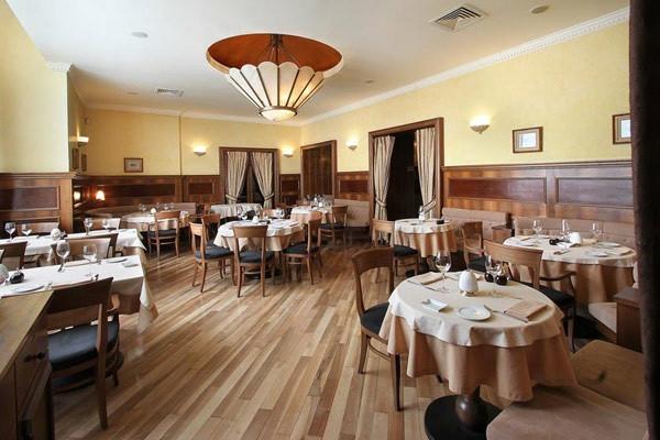 Photo du site officiel du restaurant Pinocchio