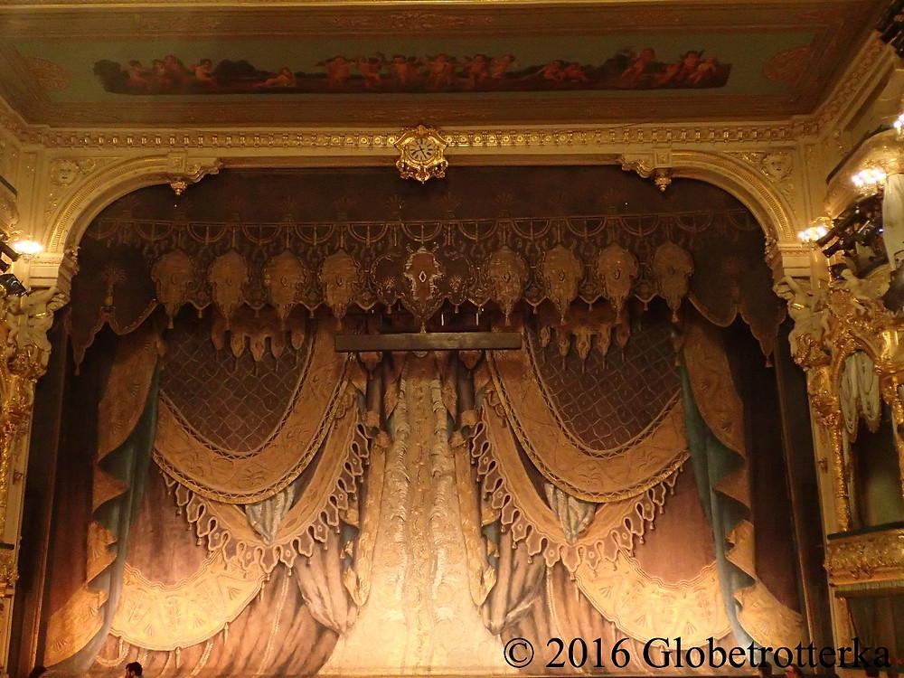 Scène du théâtre Mariinsky © 2016 Globetrotterka