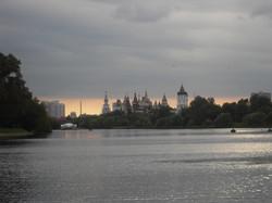 Parc Izmaïlovo, Moscou
