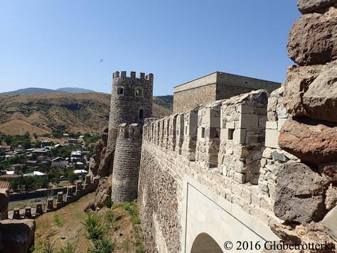 Au carrefour de l'Arménie, de la Géorgie et de la Turquie