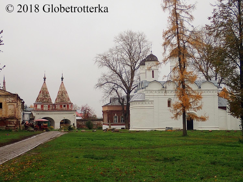 Souzdal © 2018 Globetrotterka