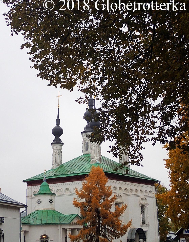 Eglise des tsars Constantin et Elena