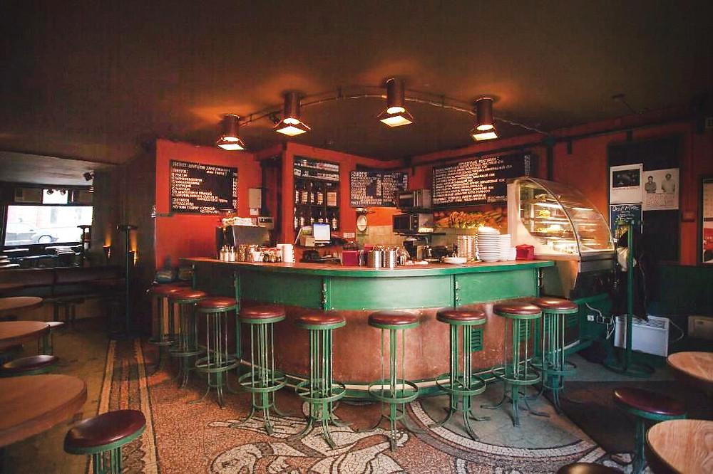 Photo du site officiel du café Lioudi kak lioudi