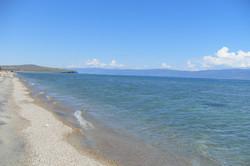 Lac Baïkal, Sibérie